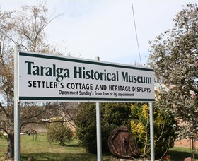 Taralga Historical Society Museum - Accommodation Ballina