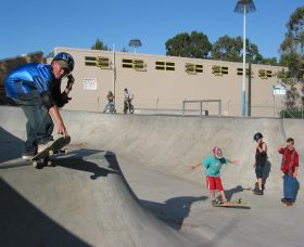 Goulburn Skate Park - Accommodation Ballina