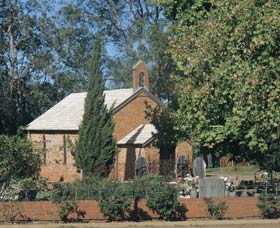 All Saints Church - Henley Brook - Accommodation Ballina