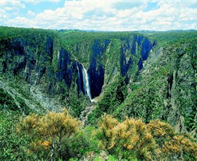 Wollomombi Falls - Accommodation Ballina
