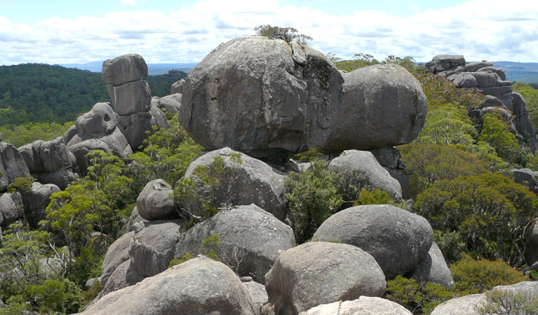 Cathedral Rock National Park - Accommodation Ballina