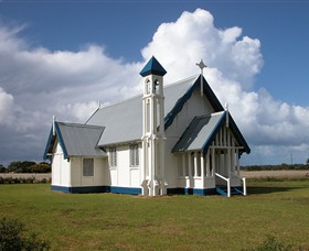 Tarraville Church - Accommodation Ballina