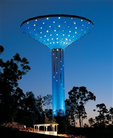 Wineglass Water Tower