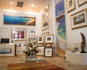 Neale Joseph Fine Art Gallery - Accommodation Ballina