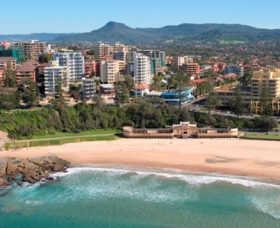North Wollongong Beach - Accommodation Ballina
