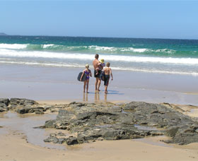Shellharbour Beach - Accommodation Ballina