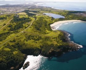 Killalea State Recreation Area - Accommodation Ballina
