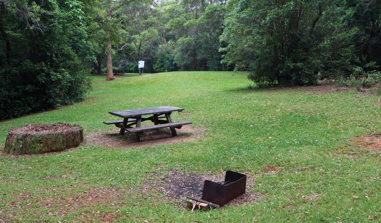 Never Never picnic area - Accommodation Ballina