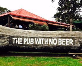 The Pub With No Beer - Accommodation Ballina