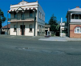 Wingham Self-Guided Heritage Walk - Accommodation Ballina