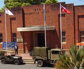 Frank Partridge VC Military Museum - Accommodation Ballina