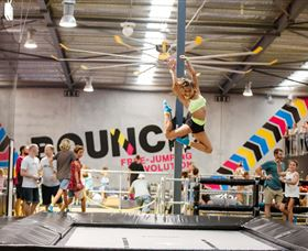 Bounce Inc Trampoline Park - Accommodation Ballina