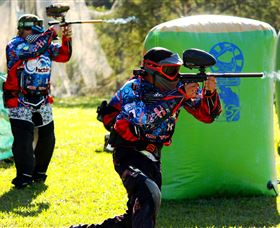 Elite 1 Paintball - Accommodation Ballina