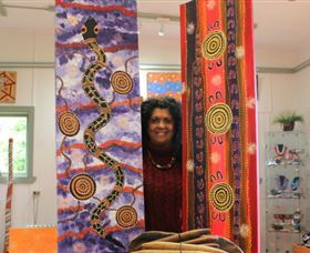 Apma Creations Aboriginal Art Gallery and Gift shop - Accommodation Ballina