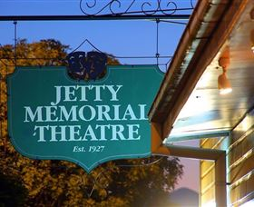 Jetty Memorial Theatre