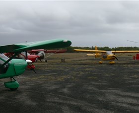 Evans Head Memorial Aerodrome - Accommodation Ballina