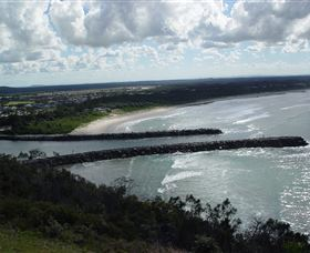 Razorback Lookout Evans Head - Accommodation Ballina