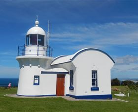 Crowdy Head Lighthouse
