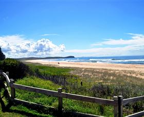 Grants Beach Coastal Walk - Accommodation Ballina