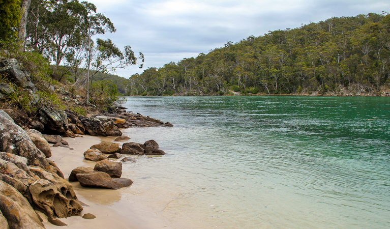 Severs Beach - Accommodation Ballina