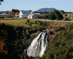 Waratah Falls - Accommodation Ballina