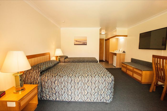 Comfort Inn Bay of Isles - Accommodation Ballina