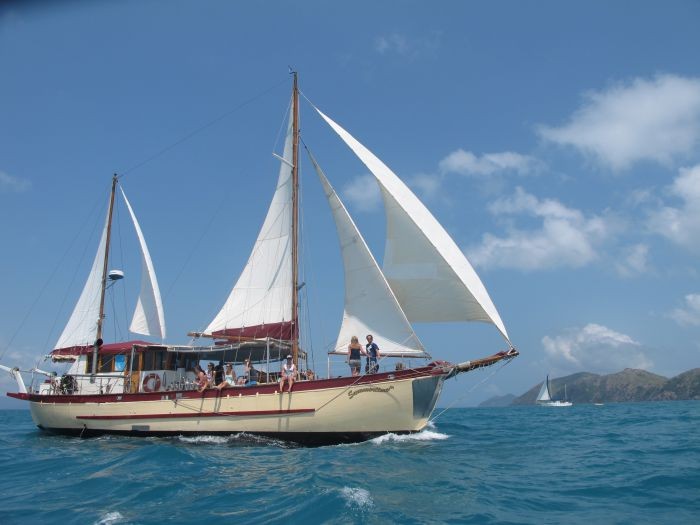 Adventure Cruise Dive and Outer Reef - Whitsundays Sailing Adventures - Accommodation Ballina