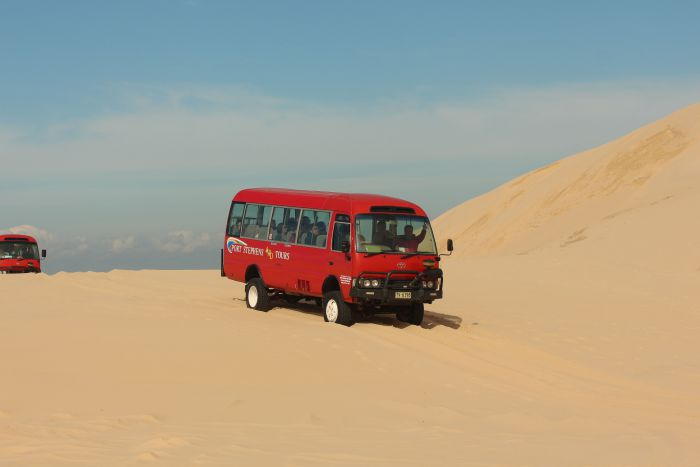 Port Stephens 4WD Tours - Accommodation Ballina