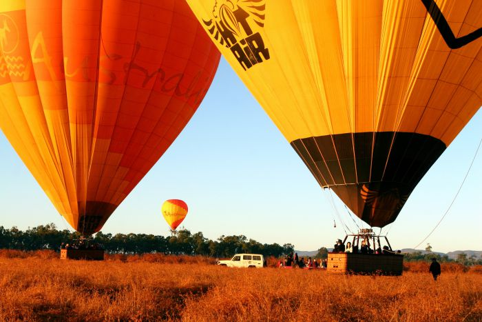 Hot Air Balloon Scenic Rim - Accommodation Ballina