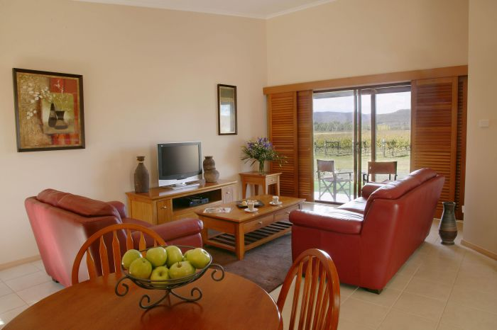 Nightingale Wines Luxury Villas - Accommodation Ballina