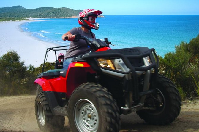 Half-Day Guided ATV Exploration Tour from Coles Bay - Accommodation Ballina