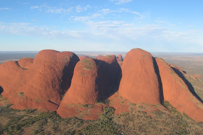 Kata Tjuta and Uluru Grand View Helicopter Flight - Accommodation Ballina