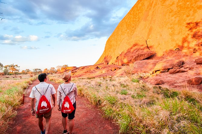 Uluru Sunrise and Guided Base Walk - Accommodation Ballina