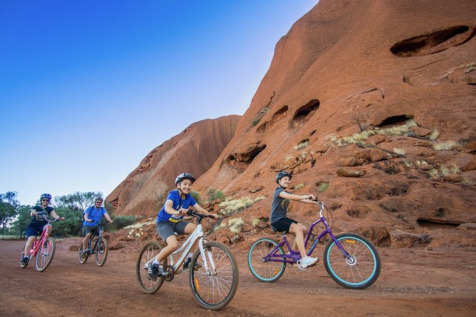 Outback Cycling Uluru Bike Ride - Accommodation Ballina