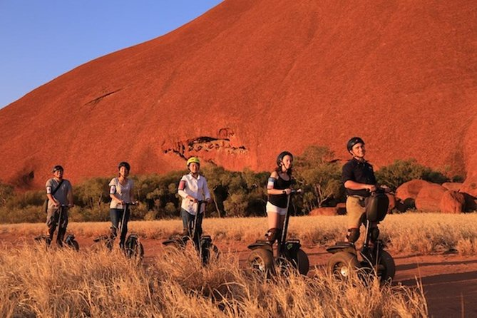 Quarter Uluru Segway  Sunset - Accommodation Ballina