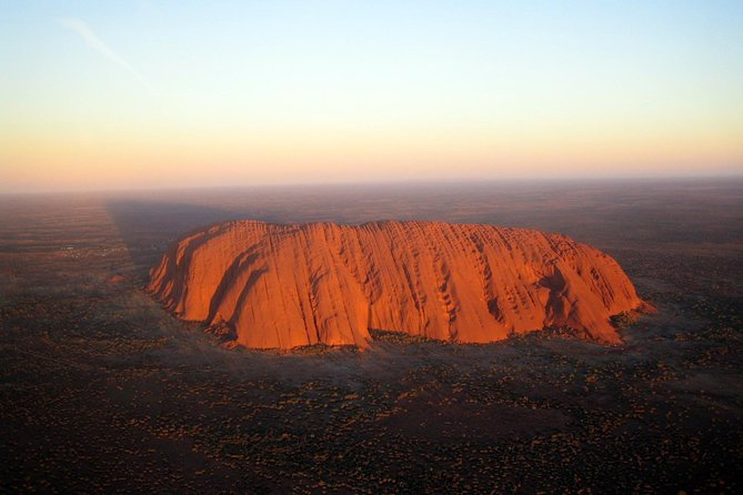 Fixed-Wing Scenic Flight from Uluru Ayers Rock - Accommodation Ballina