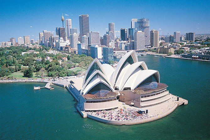 Sydney Tour with Optional Sydney Harbour Lunch Cruise