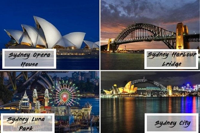 3 Hours Sydney City Night Time Driving Tour