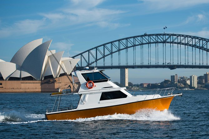 Private whale watching tour Sydney - luxury yacht up to 12 guests