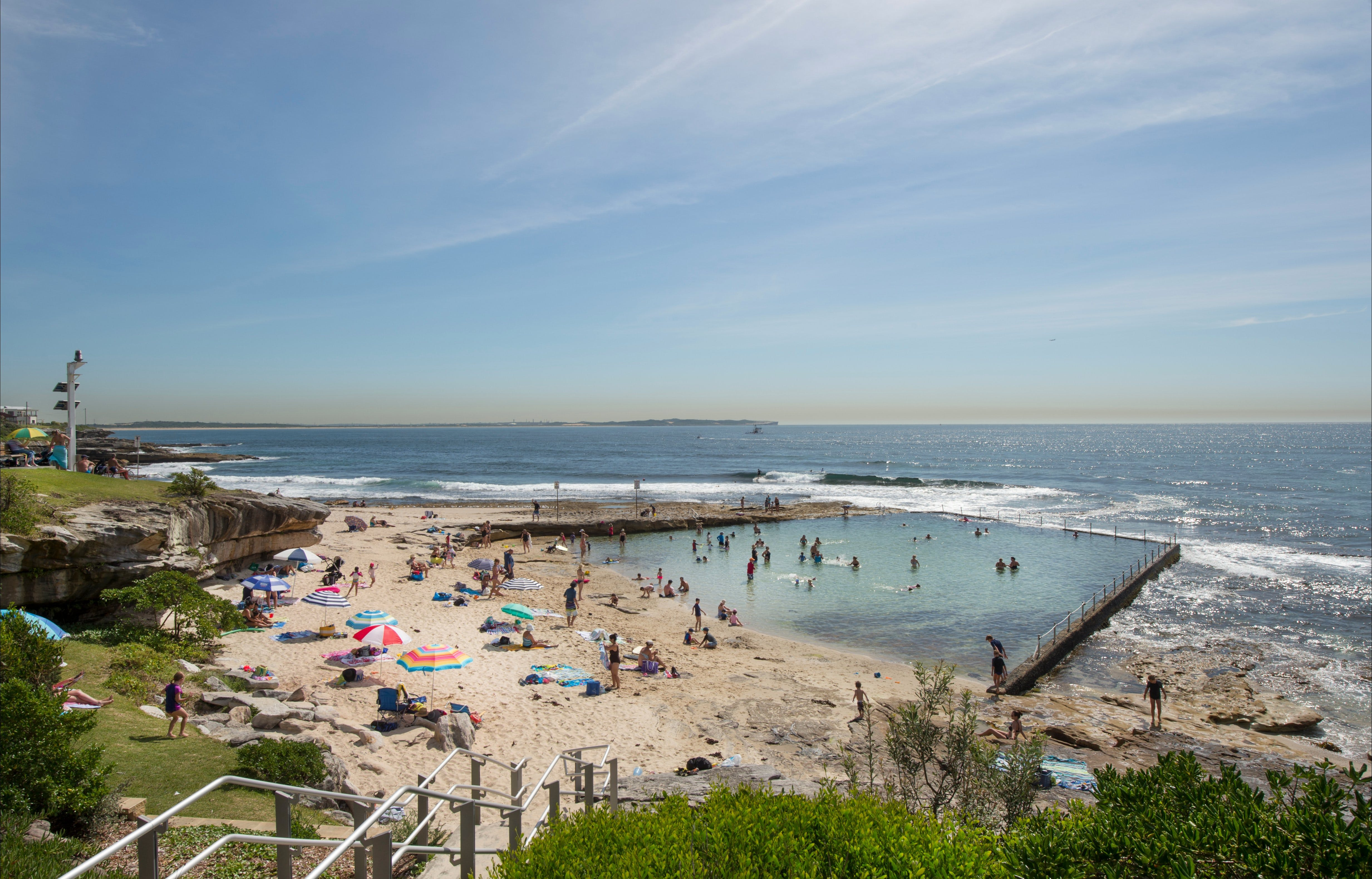Oak Park Beach Cronulla - Accommodation Ballina