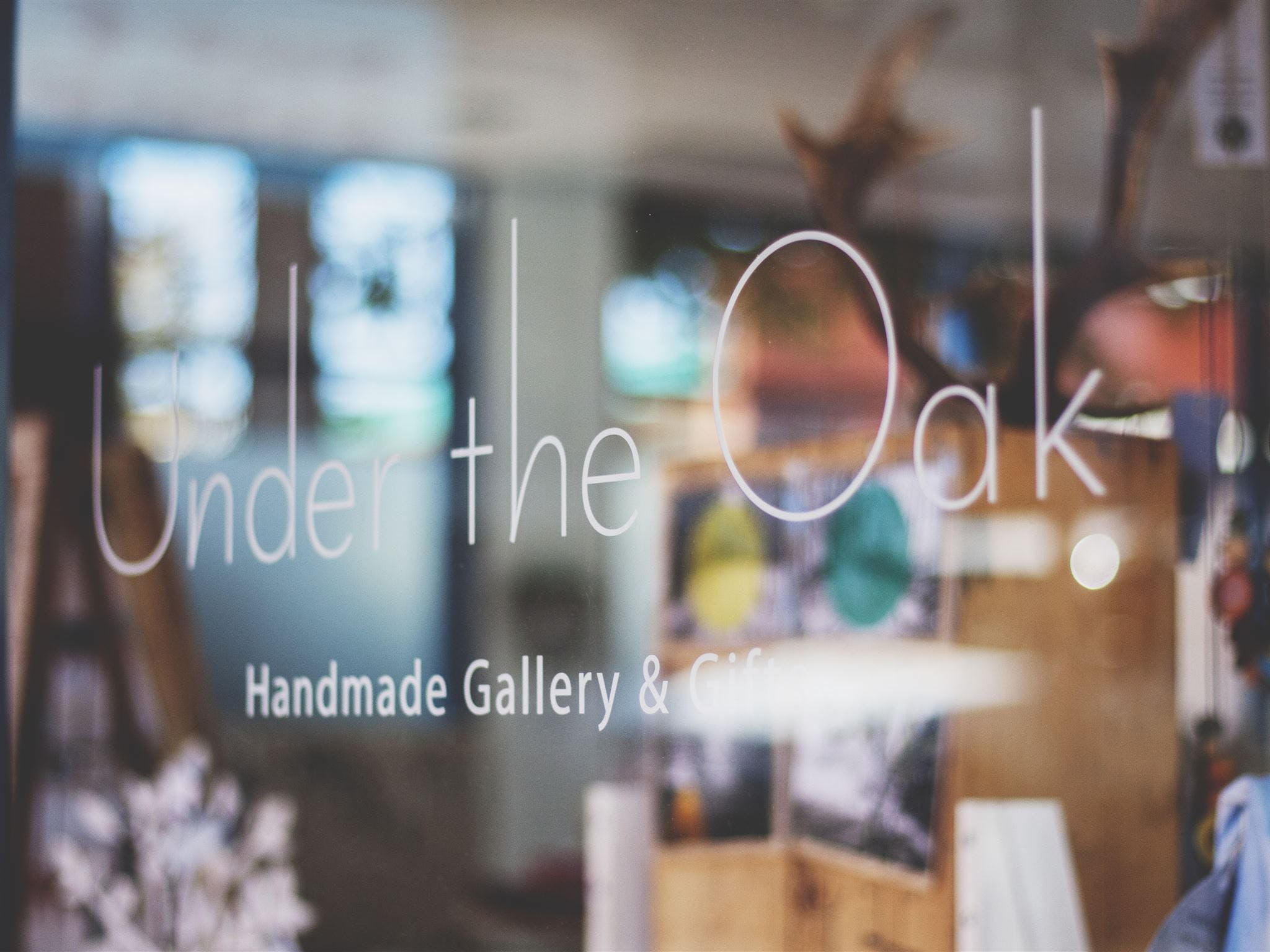 Under The Oak Handmade Gallery and Gifts - Accommodation Ballina