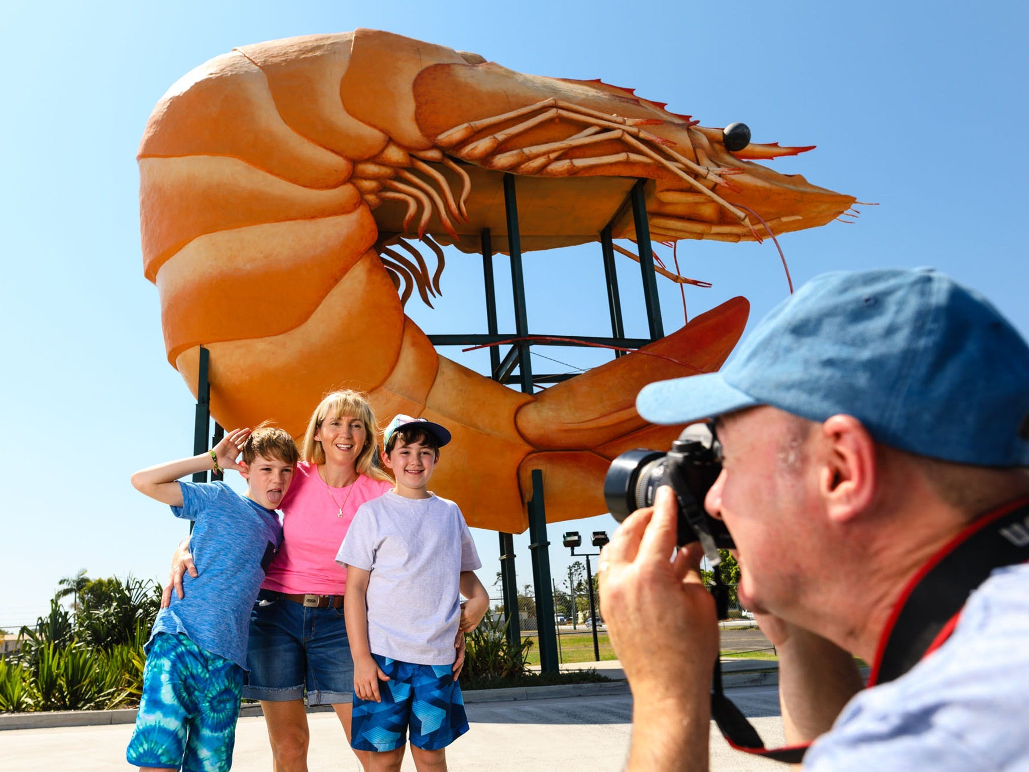 Big Prawn - Accommodation Ballina