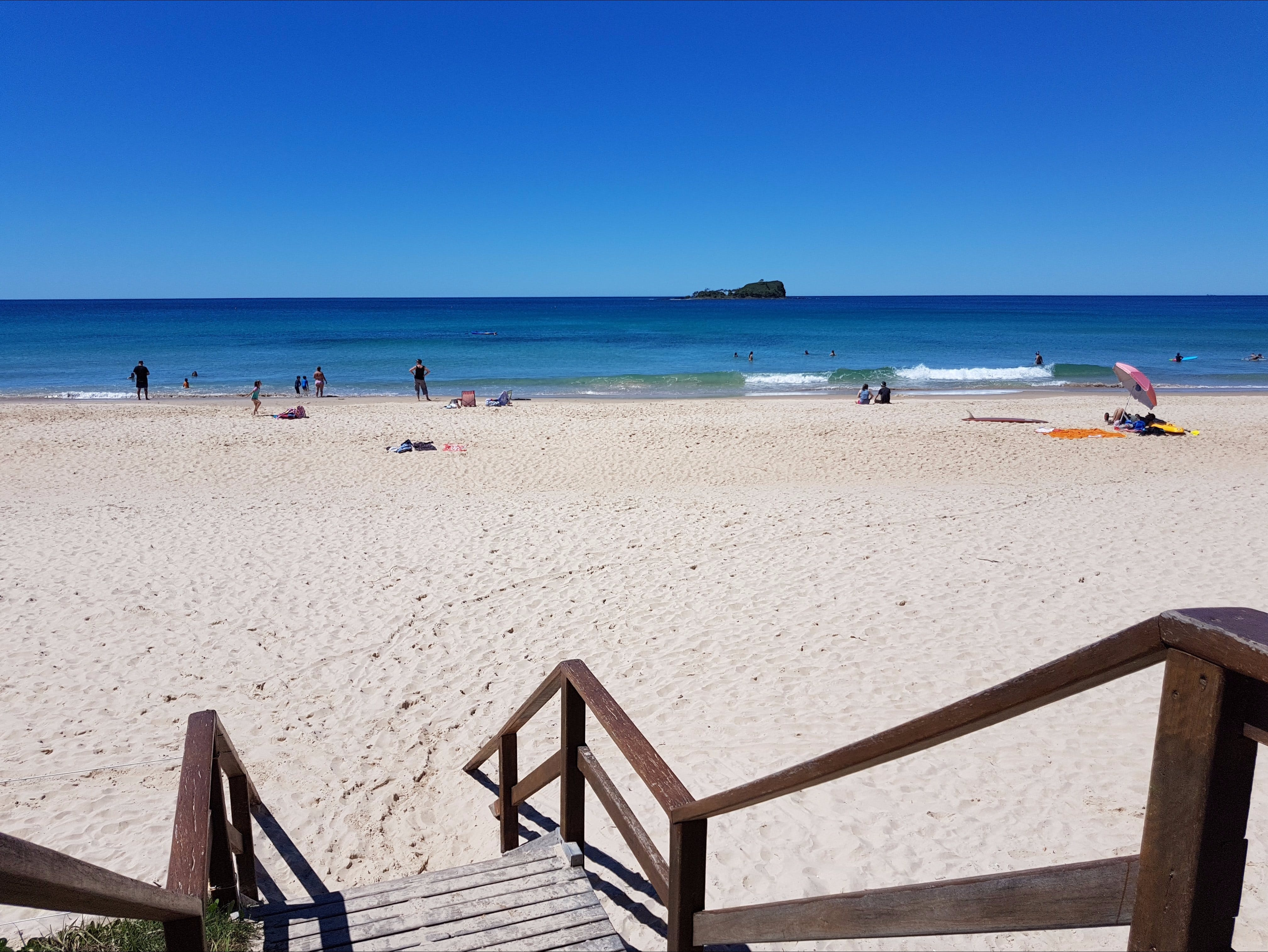 Mudjimba Beach - Accommodation Ballina