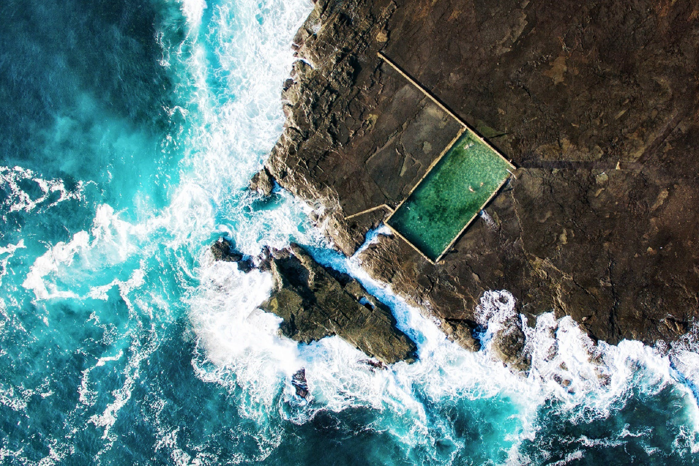 South Werri Ourie Rock Pool Gerringong - Accommodation Ballina