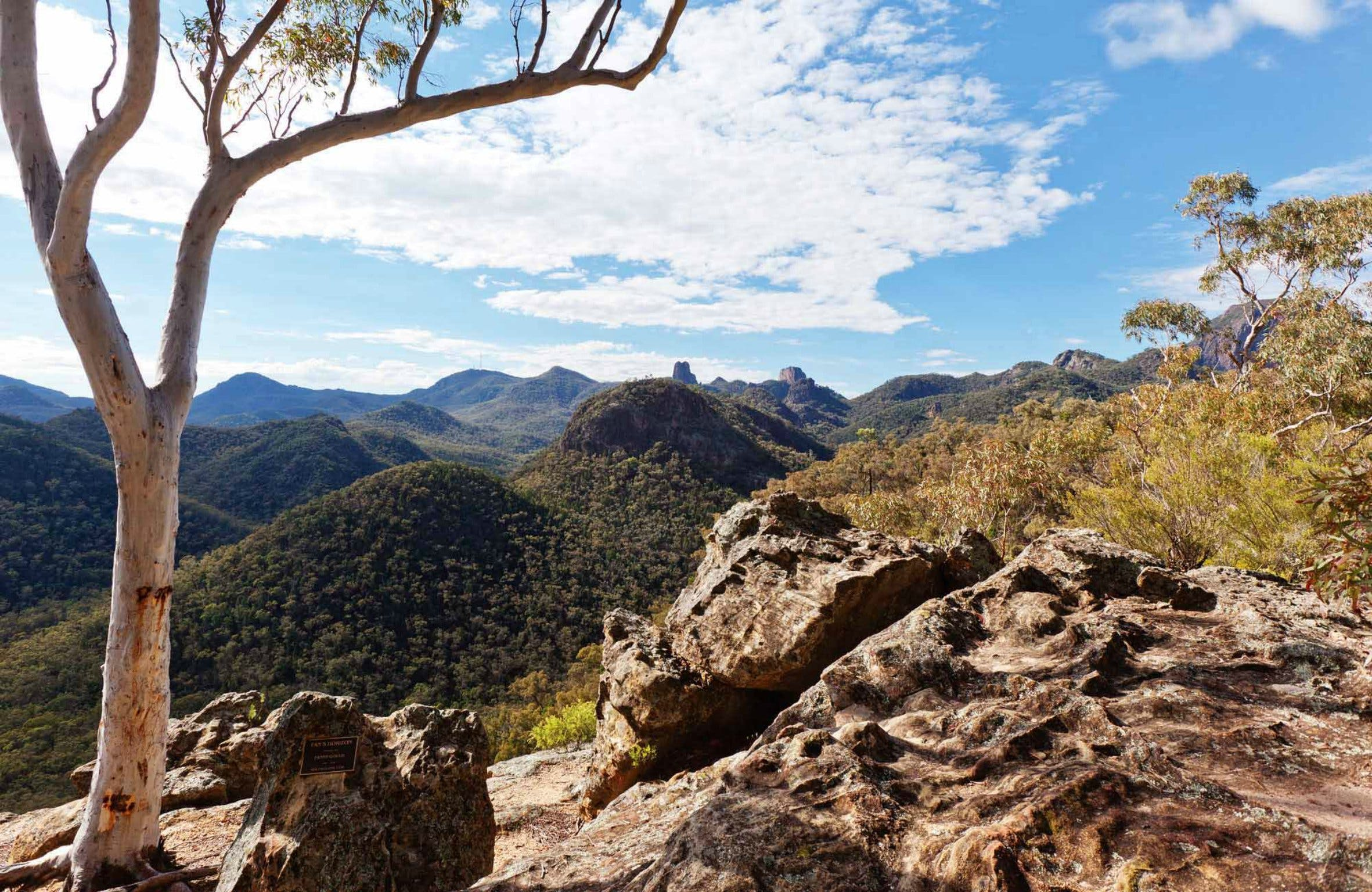 Warrumbungle National Park - Accommodation Ballina