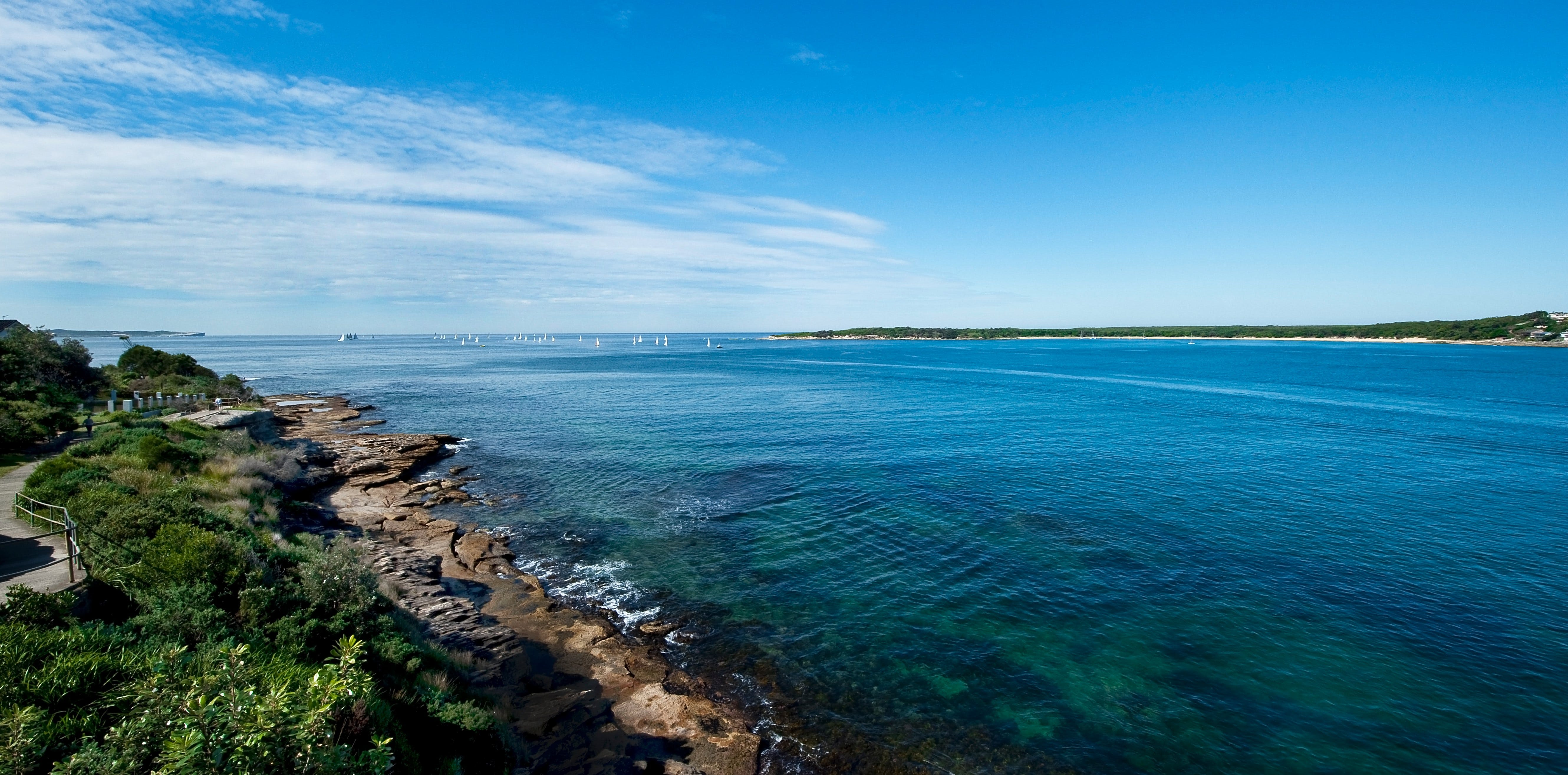 Bass and Flinders Point Cronulla - Accommodation Ballina