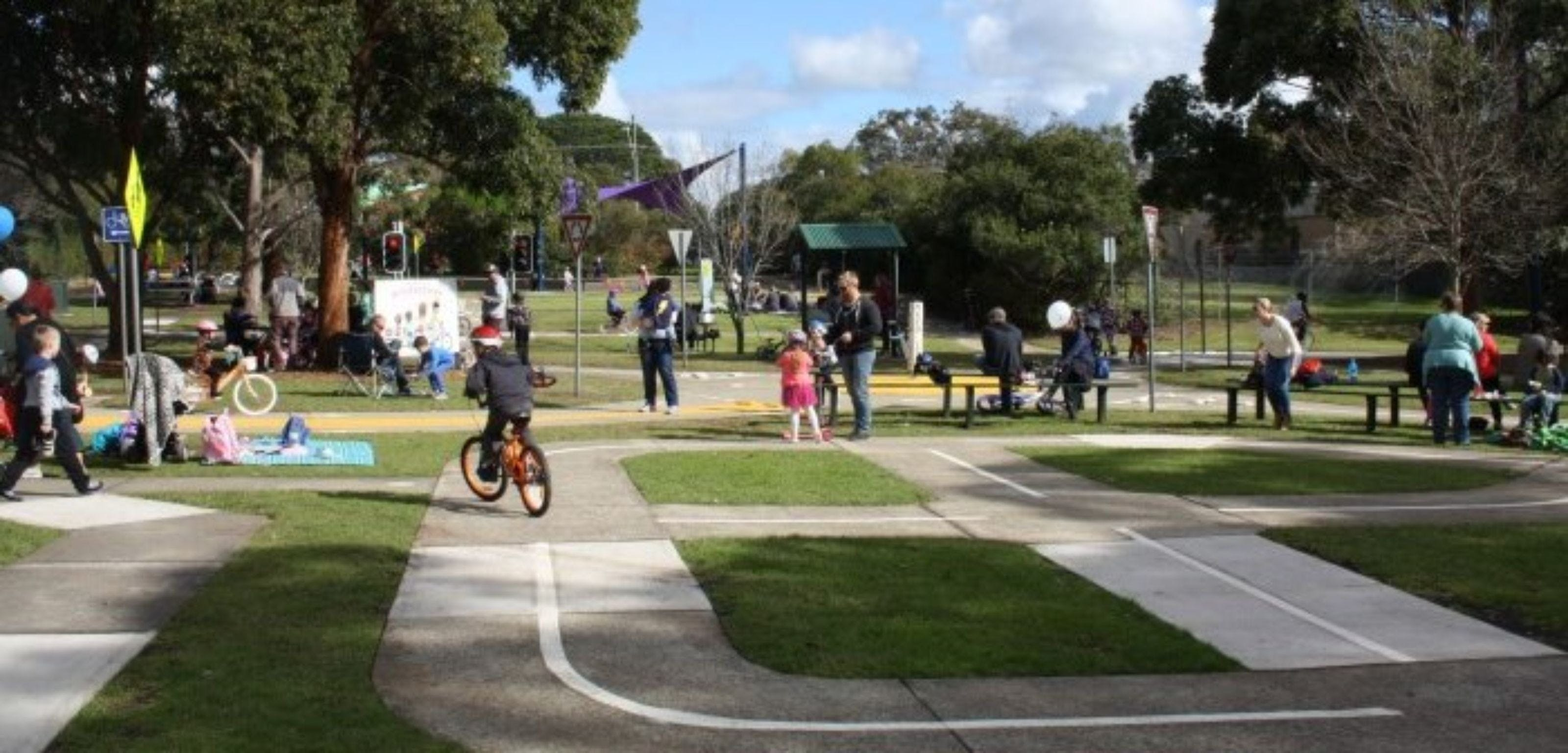 Campbelltown Bicycle Education Centre - Accommodation Ballina