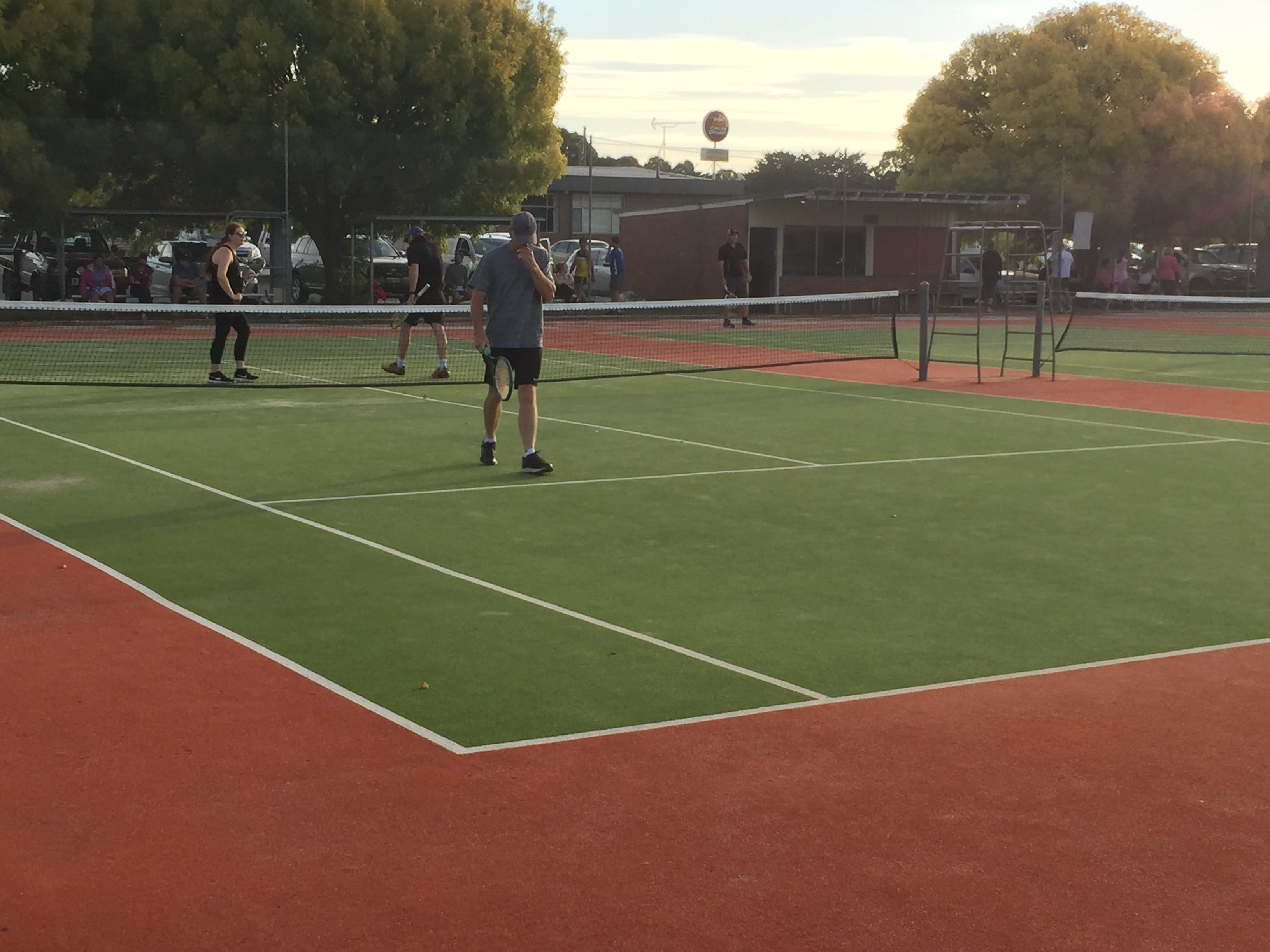 Crookwell Tennis Courts - Accommodation Ballina