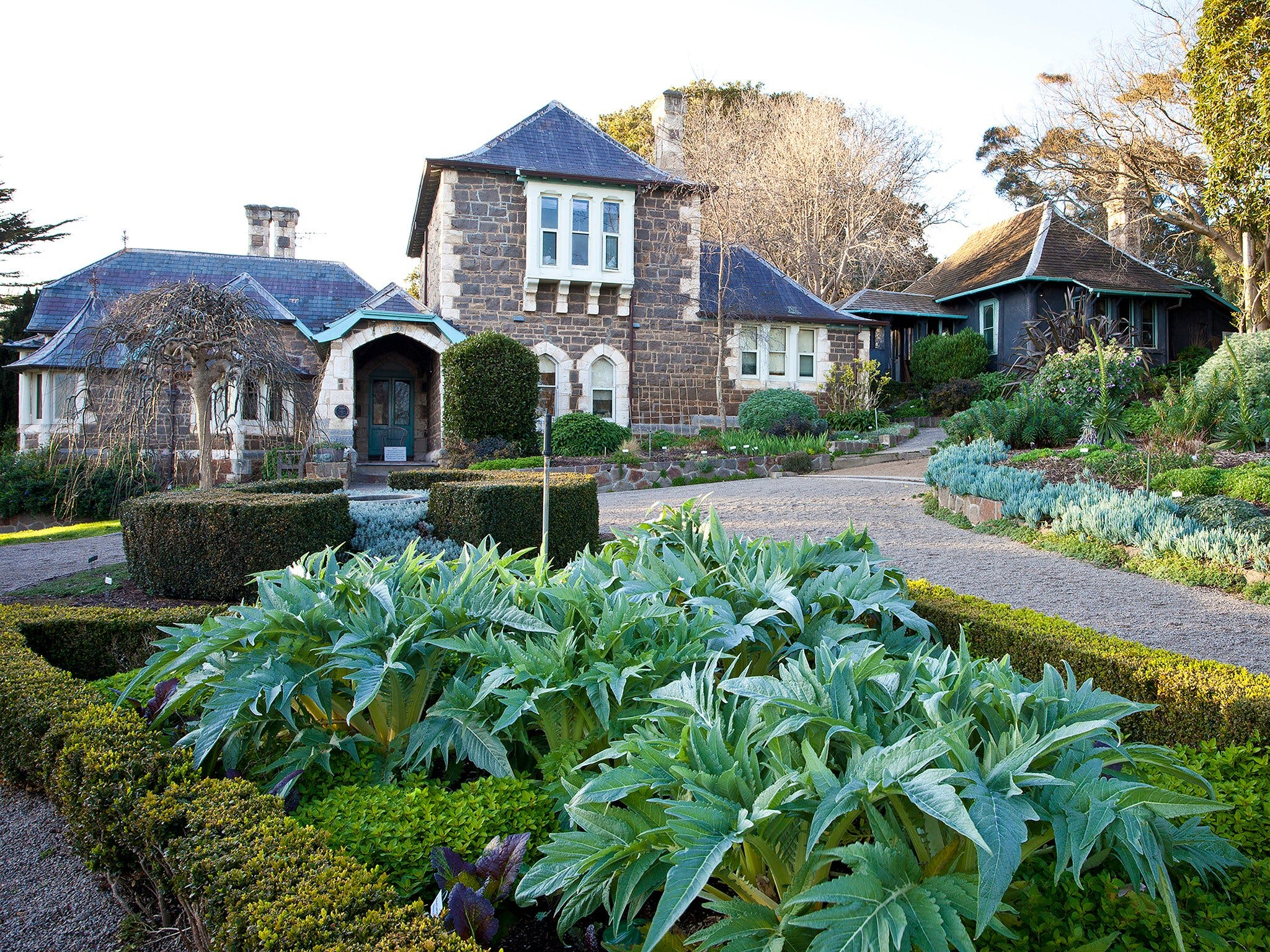 Heronswood House and Garden - Accommodation Ballina