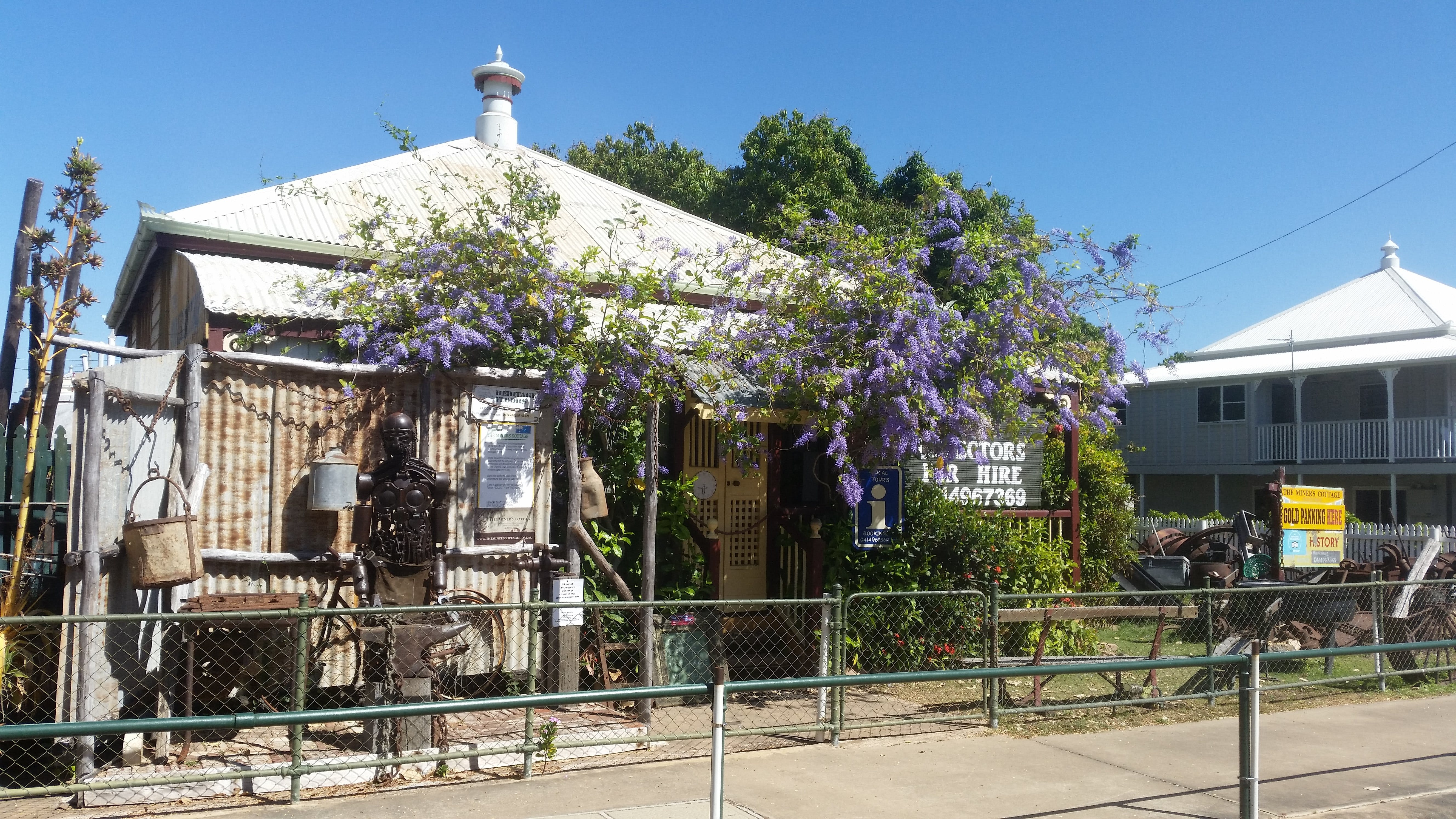 The Miner's Cottage - Accommodation Ballina